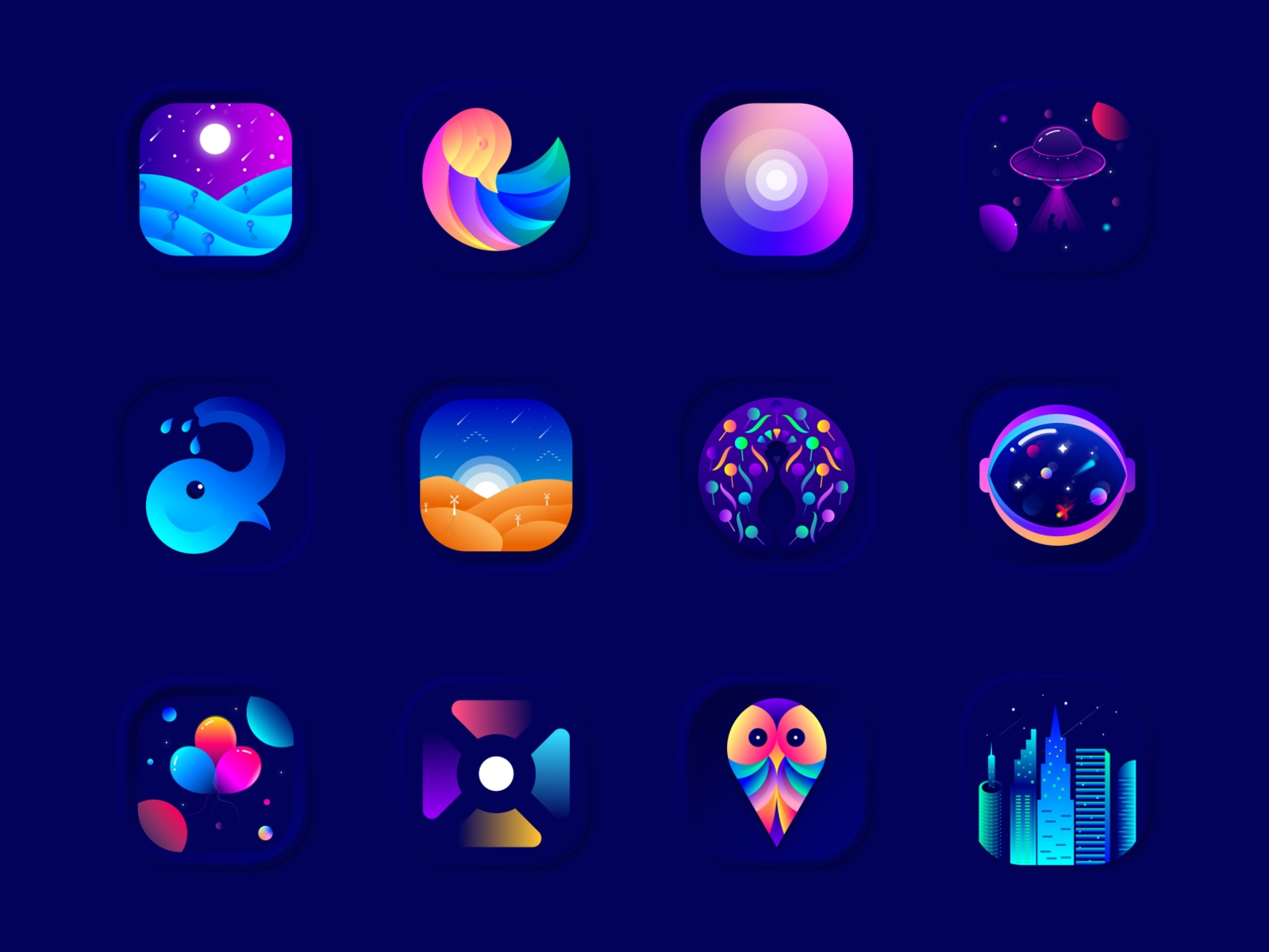 App Icons Collection top best logos logotype brand design icons design app icons app icon appicon branding design lalit logo logo design print brand identity logo designer india branding designer