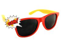 BAM! Speech Bubble Novelty Eyewear Design