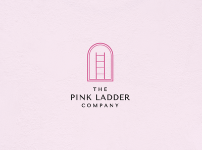 The Pink Ladder Company Logo