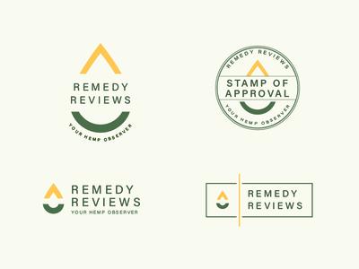 Remedy Reviews Logo Lockup