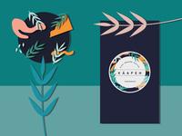 Logo Design For Coffee Brand