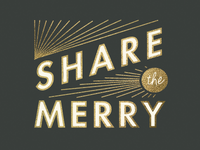 Share the Merry x2