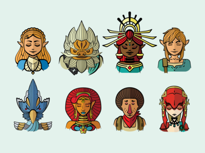 Botw designs, themes, templates and downloadable graphic