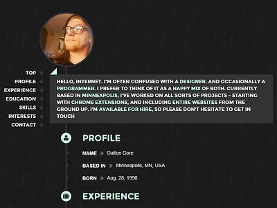 Portfolio portfolio design web