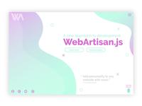 Web Artisan Js
