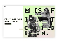 Misfit Children