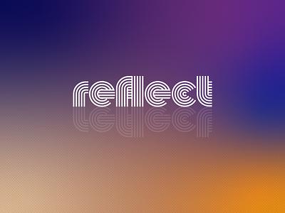 Expressive Words • Reflect typogaphy typeface type design typedesign type art type