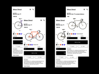 Daily UI 012 • E-Commerce Shop (Single Item) dailyuichallenge dailyui ui design concept uidesign ui