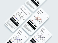 Daily UI 012 • E-Commerce Shop (Single Item) mockup iphone dailyuichallenge dailyui ui design concept uidesign ui