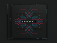 COMPLE:X Jacket Design