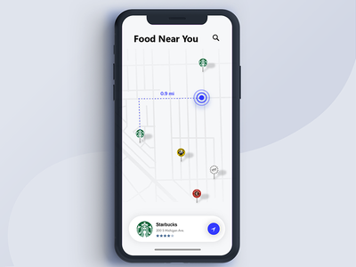 Daily Ui Challenge 020 - Location Tracker 020 location tracker tracker location daily ui challenge challenge daily ui daily
