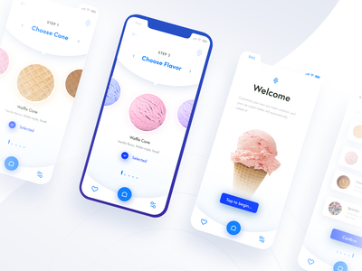 Ice Cream Generator App🍦 (Automated Hack #21)