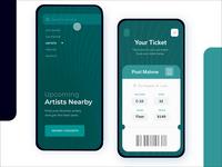 Concert Booking App
