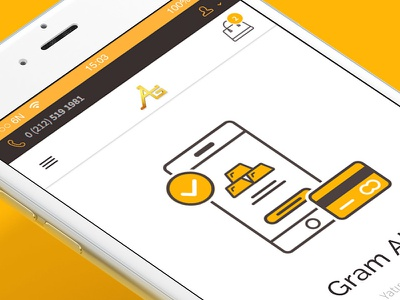 AltunGold e-Commerce sexy ecommerce cart startup design uidesign jewel mobile inspiration ux ui 6noran