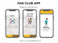Fanclub App