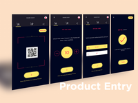Product Entry