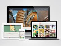 Flati Bootstrap Now On Wordpress