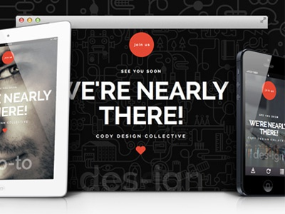 Cody - Responsive Coming Soon Html5 Template template coming soon template themeforest responsive html5 themes bootstrap3