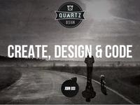 Quartz - Coming Soon Html5 Template