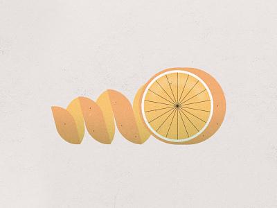 Orange taste citrus wine photoshop vector illustration art design orange juice fruit orange