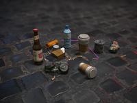 Urban Garbage Small Pack