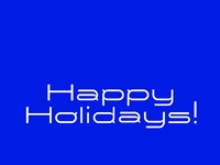 Happy holidays 01 01 01 01