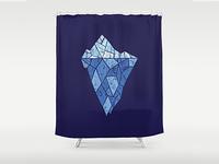Ice Blue Iceberg