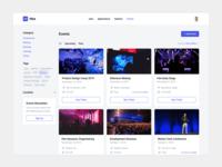 Job Search Platform - Events