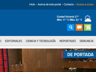 El Mercurio web photoshop wui