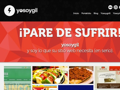 New Portfolio portfolio web wordpress css html wui