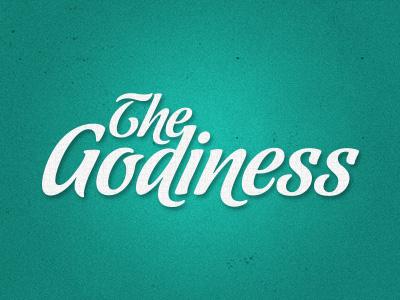 The Godiness logo