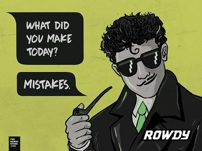 Rowdy Comics illustration art india comic art therowdystore rowdystore illustrator comic banner illustraion rowdified rowdy