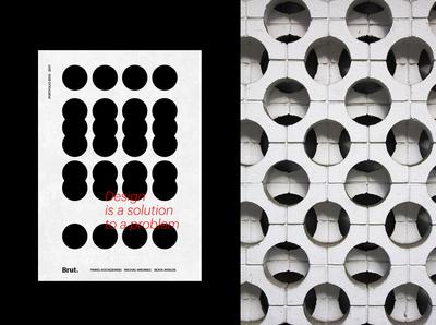 Brut. Design Bureau - brand identity