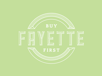 Buy Fayette First Branding