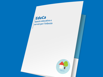 EduCa Branding 2019/2020 graphic design logo dribbble best shot educational branding school logo school visual identity graphicdesign brand identity design brand identity logo design logo branding