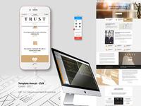 Catalogue UX - Trust - Lawyer