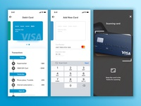 Daily UI Challenge - #002 Credit Card Checkout