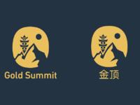 Goldsummit branding full