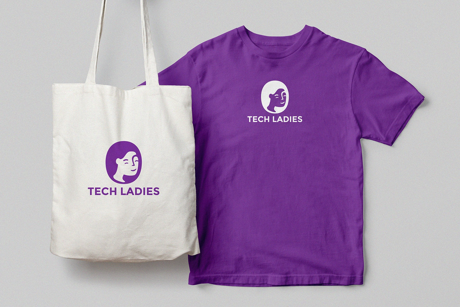 Techladies mockup