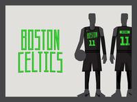 Celtics Black Uni ideas