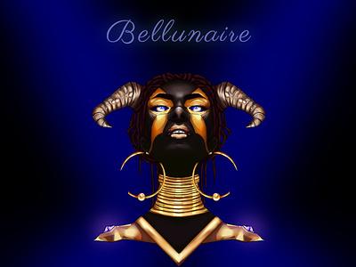 Bellunaire fantasy art concept art digital painting fantasy illustration