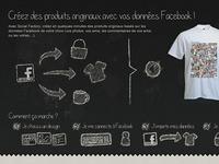 Social Factory homepage