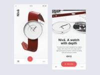 Niva   Mobile App