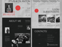 Anton Ptushkin - website