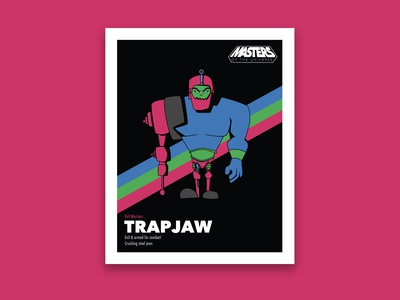 "Trapjaw ""Armed"" get it? Seriously do you?"