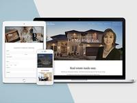 Responsive Realtor Website