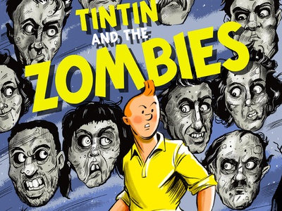 Tintin and the Zombies