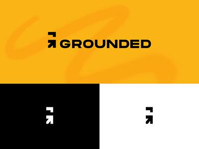 Grounded Logo brand designer identity designer identity design identity logo design logodesign logo brand brand identity brand design branding