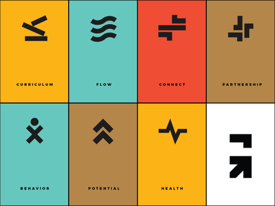Grounded Icons 2 brand designer graphic  design nonprofit icons inconography icon designer icon design icondesign icon graphic design design branding brand design