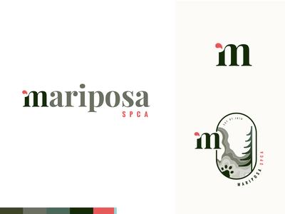 Logo + Branding | Mariposa SPCA